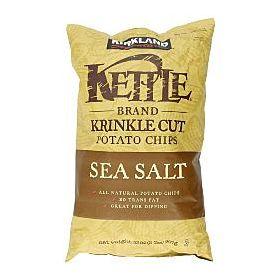 Kirkland Signature Kettle Krinkle Cut Potato Chips 907g