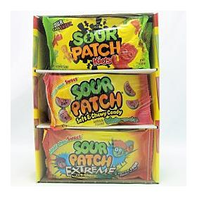 Sour Patch Kids Pack (24 x 56-g)(PI from Hawaii)